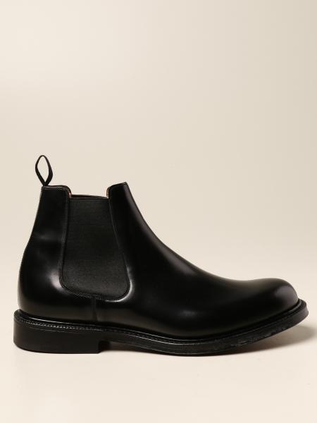 Church's men: Boots men Church's