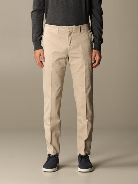 Fay: Classic Fay trousers with america pockets