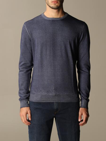 Gran Sasso: Gran Sasso basic crewneck sweater