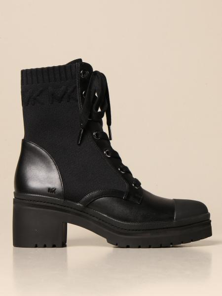 Michael Michael Kors leather ankle boot