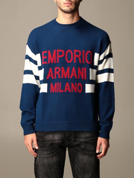 Emporio Armani men: Jumper men Emporio Armani