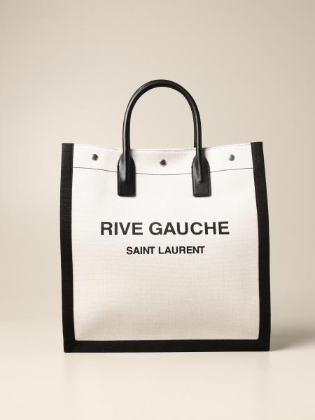Сумка на ремне Мужское Saint Laurent