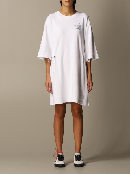 Kleid damen Off White