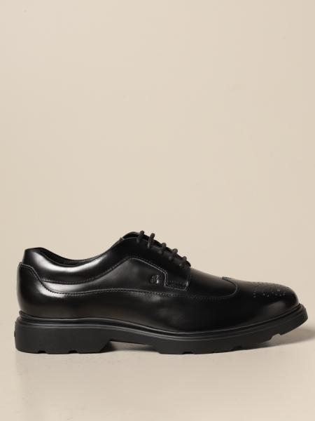 Brogue shoes men Hogan