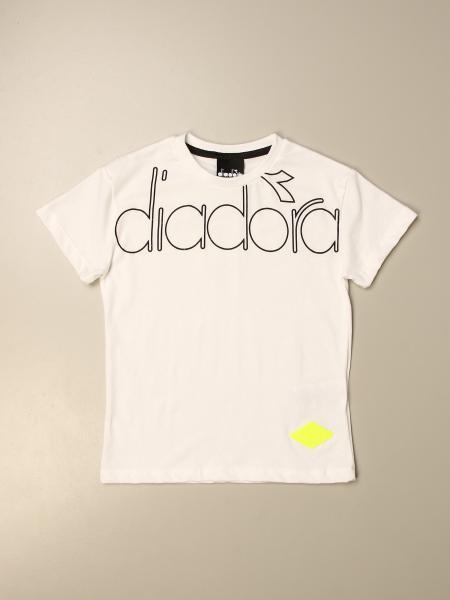 Diadora Heritage: Camiseta niños Diadora