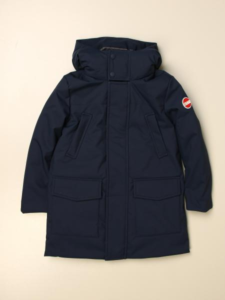 Colmar jacket with hood and logo
