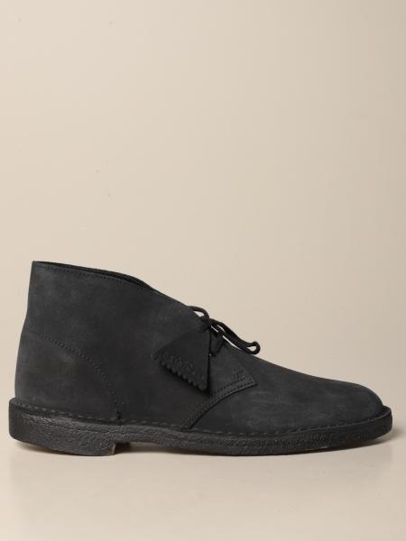 Desert boot Clarks in suede