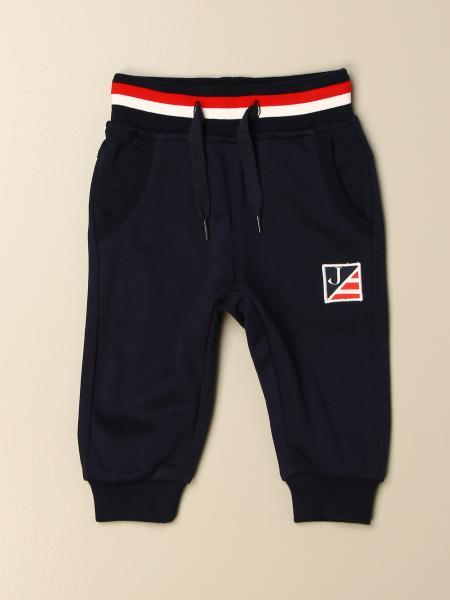 Jeckerson bambino: Pantalone jogging Jeckerson con logo