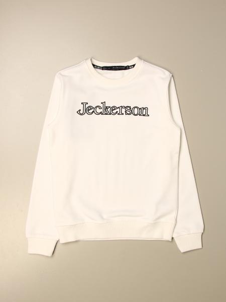 Jeckerson bambino: Felpa a girocollo Jeckerson con logo