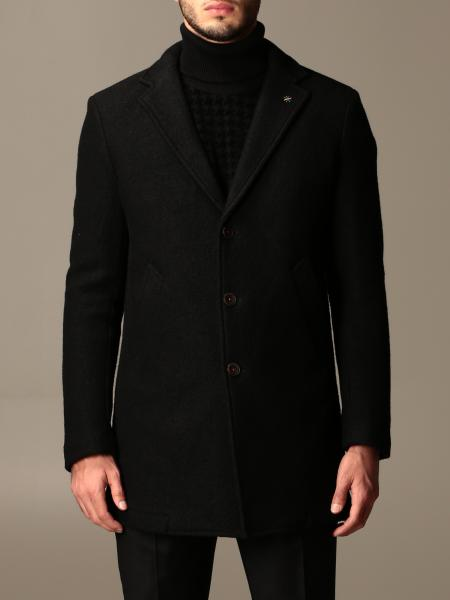 Manuel Ritz single-breasted coat