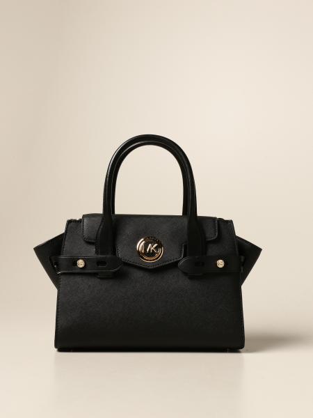 Carmen Michael Michael Kors bag in saffiano leather