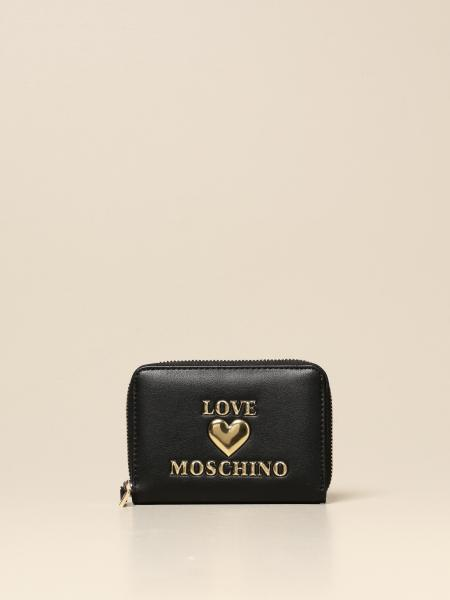 Portefeuille femme Love Moschino