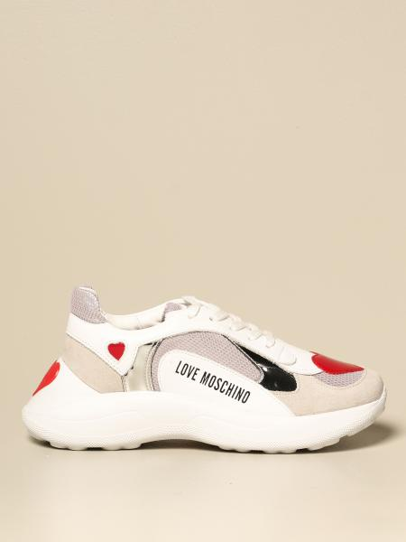 Sneakers damen Love Moschino