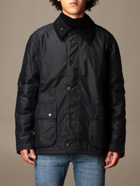 Barbour: Barbour jacket in technical fabric