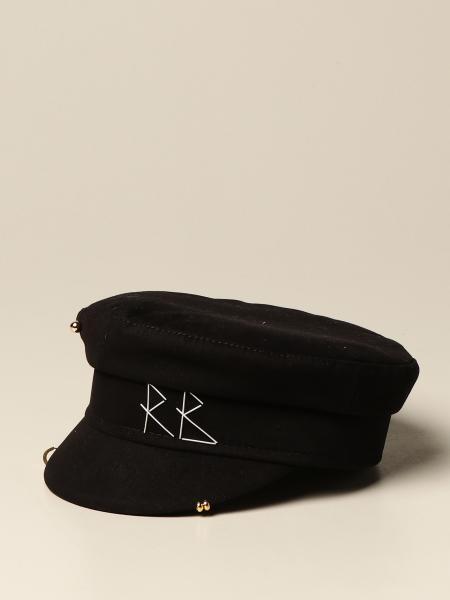 Ruslan Baginskiy hat with logo