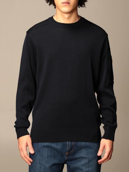 Paul & Shark: Paul & Shark crewneck sweater with logo