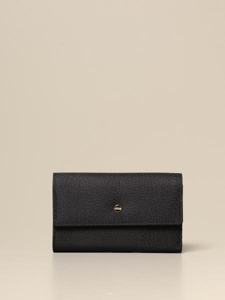 Portefeuille femme Borbonese