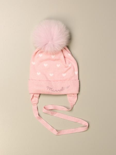 Monnalisa hat with pompom