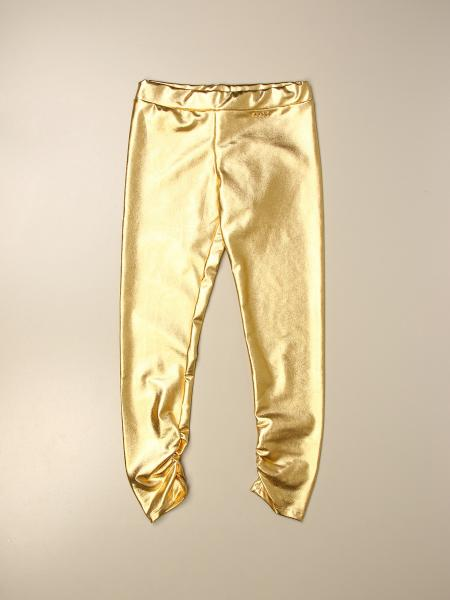 Pinko kids: Pinko laminated jogging trousers