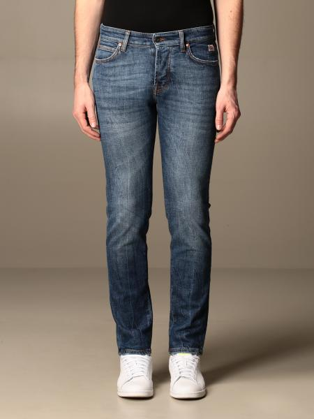 Roy Rogers: Roy Rogers jeans in used denim
