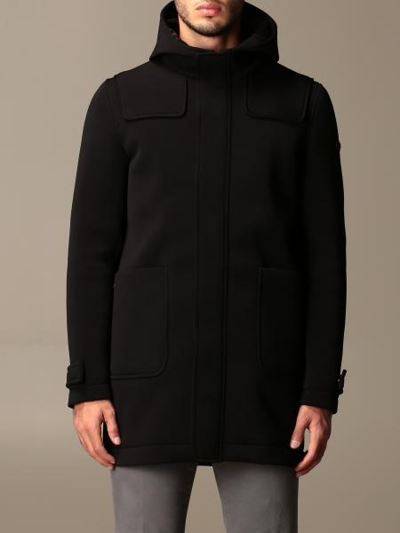 Manuel Ritz hooded coat