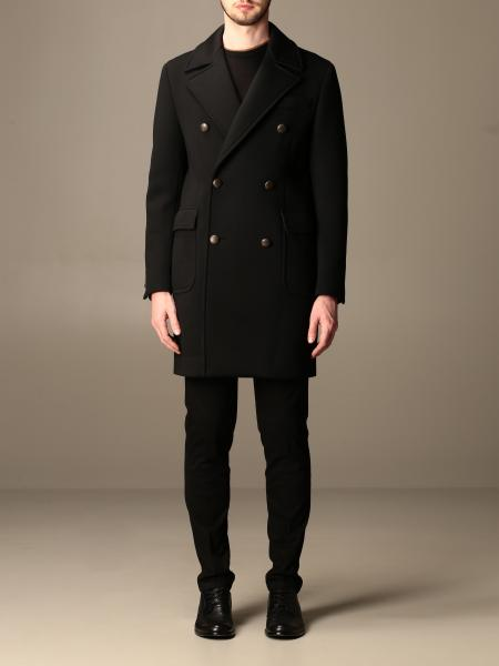 Classic Manuel Ritz double-breasted coat