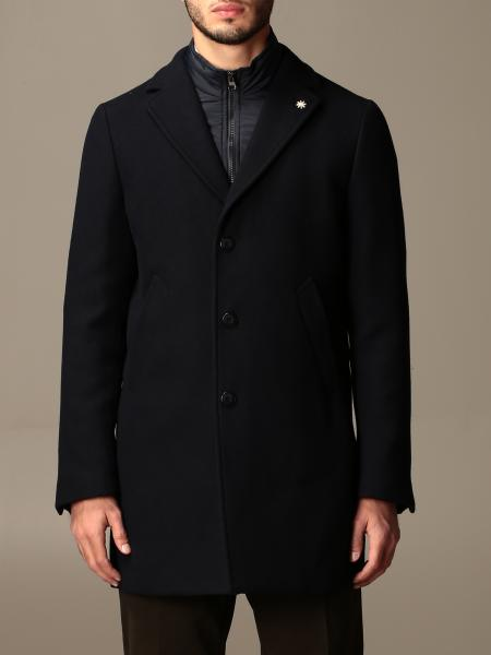 Manuel Ritz classic single-breasted coat