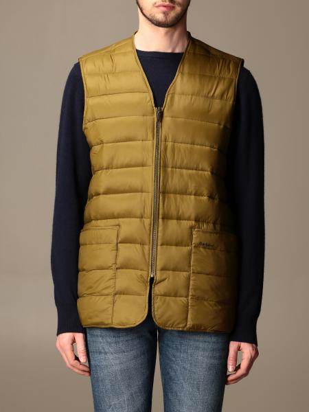 Barbour: Barbour vest with zip