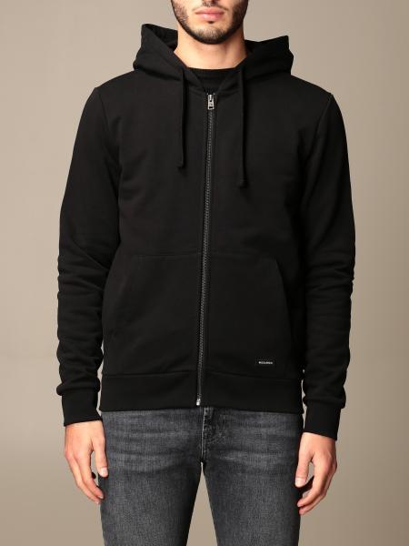 Woolrich: Woolrich hooded sweatshirt in cotton
