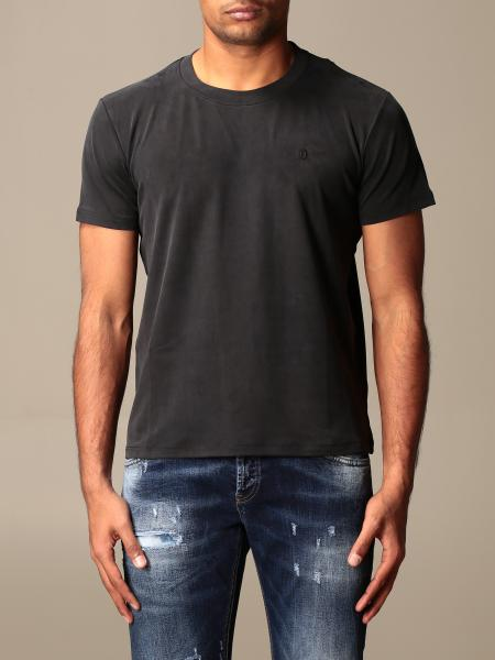 Dondup basic t-shirt with logo
