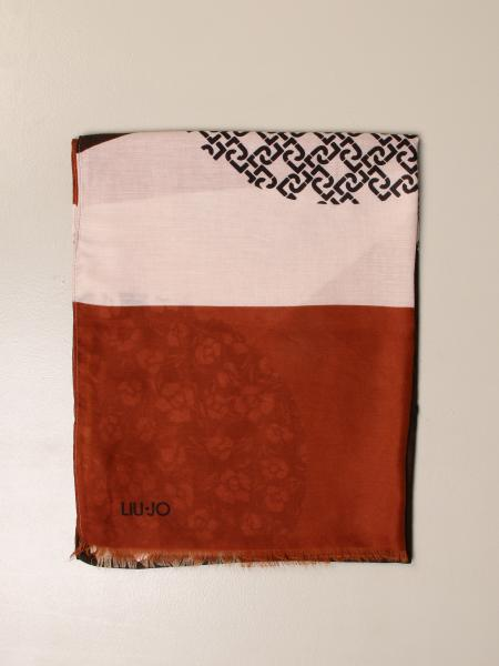 Liu Jo scarf with geometric pattern