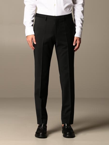 Hugo Boss: Classic Hugo wool trousers