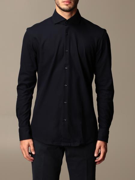 Hugo Boss: Boss basic shirt with French collar