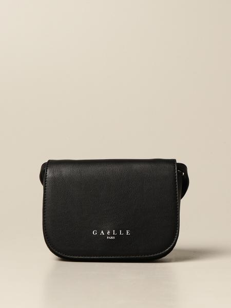 Tolfa Gaëlle Paris bag with synthetic leather logo