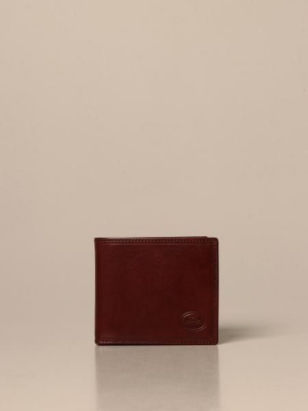 The Bridge men's Story wallet in leather