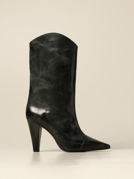 Flat ankle boots women Anna F.