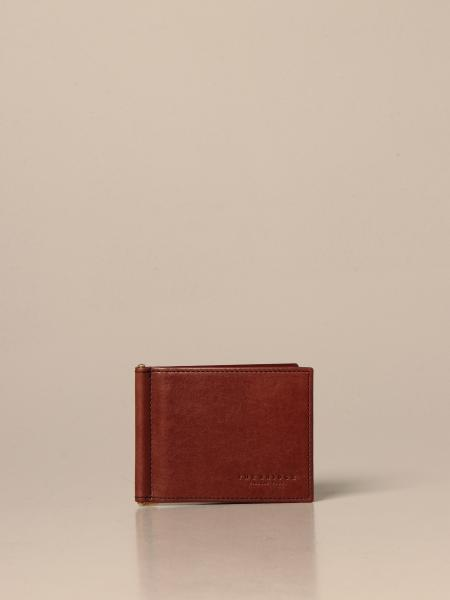 The Bridge leather banknote holder