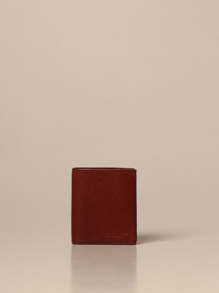 The Bridge wallet in leather