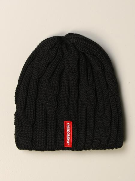 Freedomday beanie hat with logo