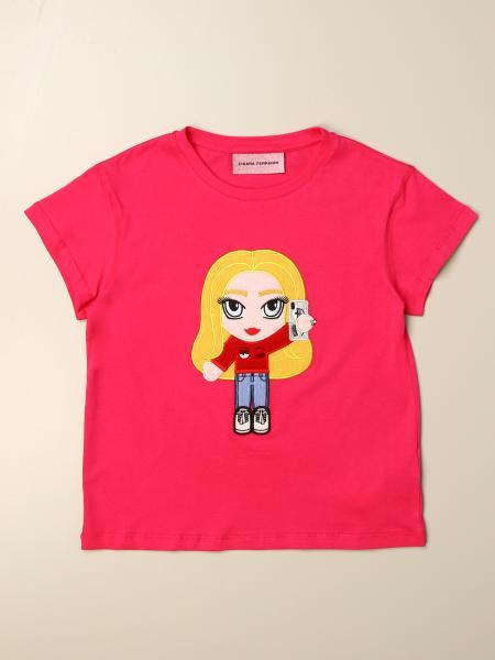 T-shirt bambino Chiara Ferragni