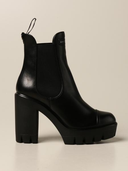 Nevada Giuseppe Zanotti Design ankle boot in leather