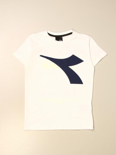 Diadora Heritage: T-shirt kids Diadora