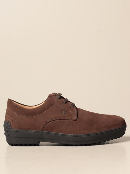 Zapatos de cordones hombre Tod's