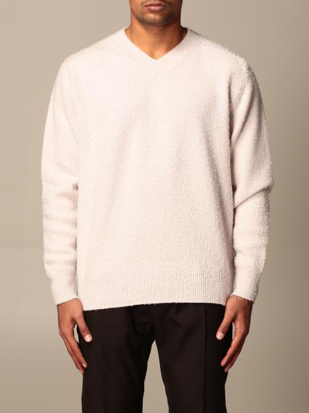 Mauro Grifoni basic v-neck sweater
