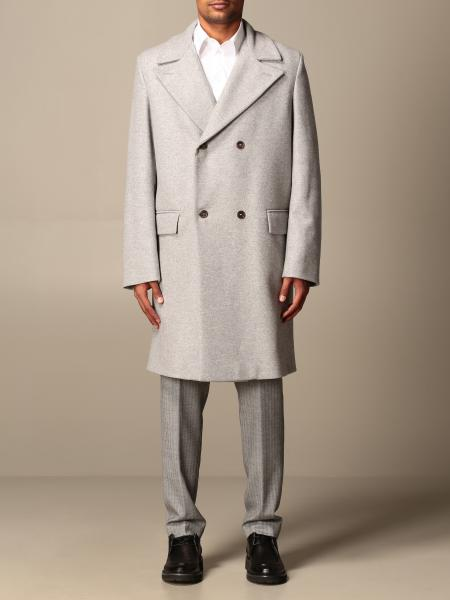 Mauro Grifoni double-breasted coat