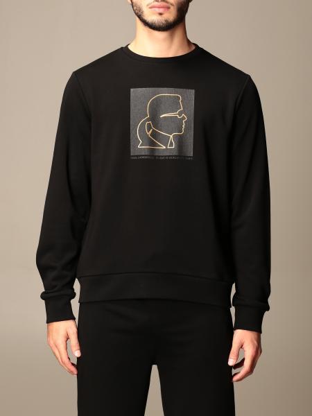 Karl Lagerfeld: Sweatshirt homme Karl Lagerfeld