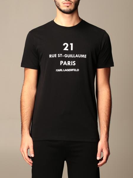 Футболка Мужское Karl Lagerfeld