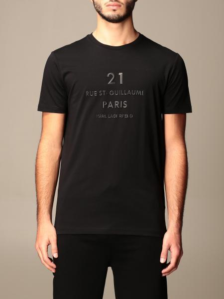 Karl Lagerfeld: T-shirt homme Karl Lagerfeld