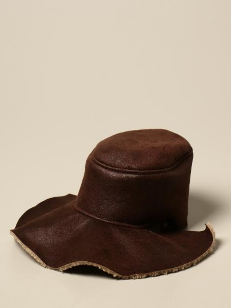 Douuod wide-brimmed hat