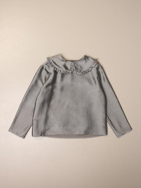Shirt with Douuod collar